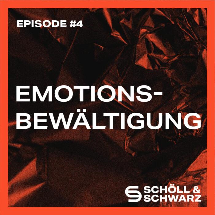 #4 (Teaser) Emotionsbewältigung – Geht das überhaupt? Können wir lernen, mit unseren Emotionen umzugehen ?